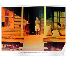A Home in Cherryville Poster