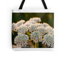 Cowslip in the Meadowflower collection Tote Bag