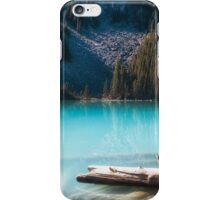 Middle Joffre Lake - Joffre Lakes Provincial Park -  British Columbia iPhone Case/Skin
