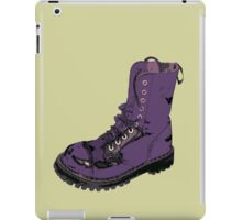 Give 'Em the Boot iPad Case/Skin
