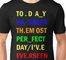 Radiohead - Videotape - Lyrics 1 Unisex T-Shirt