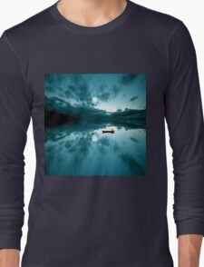 QUIET Long Sleeve T-Shirt