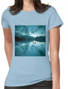 QUIET Womens Fitted T-Shirt