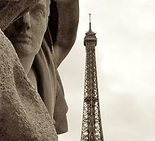 Fountainhead - Eiffel by Gursimran Sibia