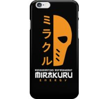 Mirakuru Energy v2 iPhone Case/Skin