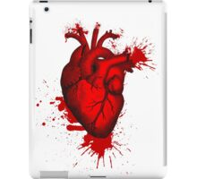 Heart Blood iPad Case/Skin