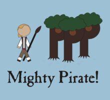 Guybrush Threepwood Mighty Pirate Baby Tee