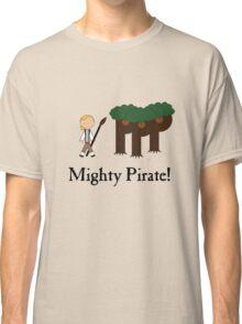 Guybrush Threepwood Mighty Pirate Classic T-Shirt