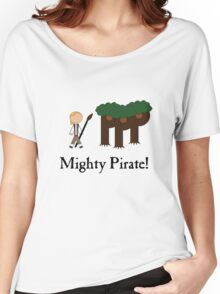 Guybrush Threepwood Mighty Pirate Women's Relaxed Fit T-Shirt