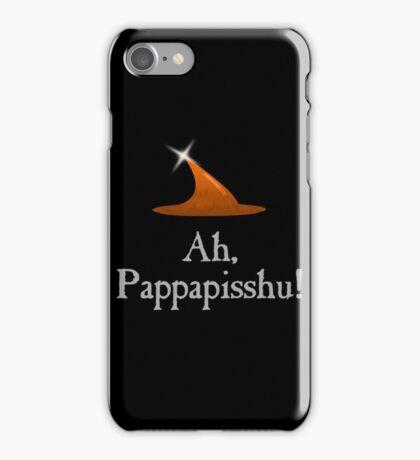 Ah, Pappapisshu! iPhone Case/Skin