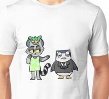 madagascar crossing Unisex T-Shirt