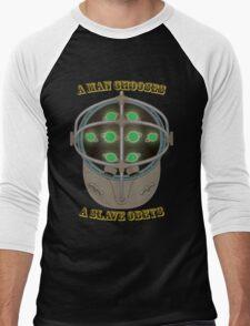 Big Daddy (Green) Men's Baseball ¾ T-Shirt