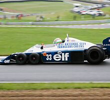 Tyrrell P34 by Paul Woloschuk