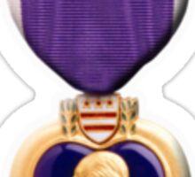 Purple Heart - Afghanistan Sticker