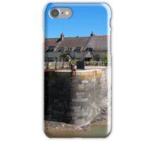 Porlock Weir, Somerset iPhone Case/Skin