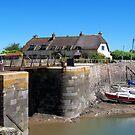 Porlock Weir, Somerset by hootonles