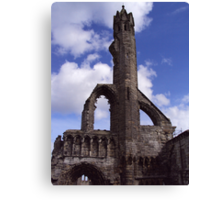 St Andrews' Cathedral Canvas Print