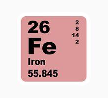 Iron Periodic Table of Elements Unisex T-Shirt