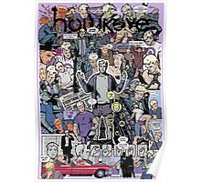 Clint Barton aka Hawkeye Poster