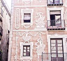 Barcelona 01 by Jean M. Laffitau
