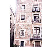 Barcelona 01 Photographic Print