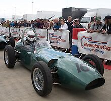 The Silverstone Classic  Cars 2015 by Keith Larby
