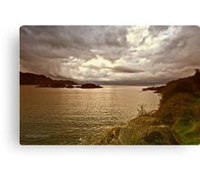 The Jacobites Last Stand (Loch Arkaig, Lochaber, Highland Council, Scotland) Canvas Print