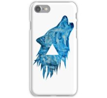 Wolf Watercolour iPhone Case/Skin