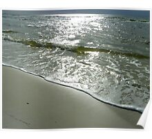 Sun, Sea, and Sand Poster
