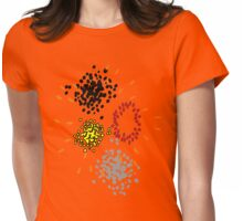 Going For Gusto Womens Fitted T-Shirt