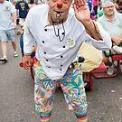Clowning Around by Jennifer Resemius
