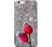 It Was 'Berry' Cold iPhone Case/Skin
