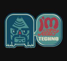 I'm Into Techno T-Shirt