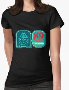 I'm Into Techno Womens Fitted T-Shirt