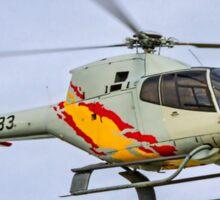 Eurocopter EC-120B Colibri HE.25-14 Sticker