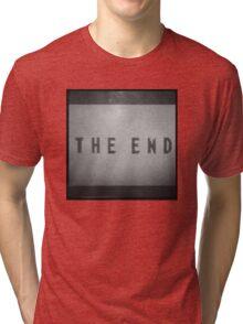 Pokemon Yellow / THE END Tri-blend T-Shirt