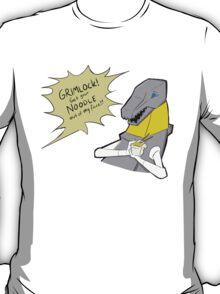 Grimlock Quote 1986 T-Shirt