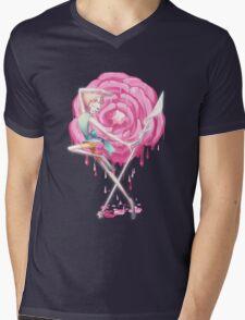 Steven Universe - Dancing Pearl Mens V-Neck T-Shirt