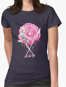 Steven Universe - Dancing Pearl Womens Fitted T-Shirt
