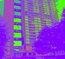 Balfron Tower, Erno Goldfinger, 1968 by vastasquoheem