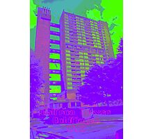 Balfron Tower, Erno Goldfinger, 1968 Photographic Print