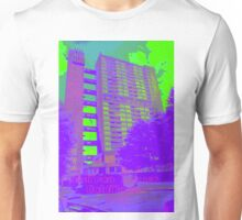 Balfron Tower, Erno Goldfinger, 1968 Unisex T-Shirt