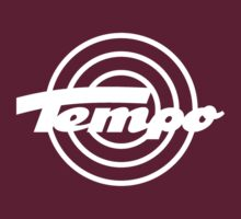 Classic Car Logos: Tempo (white) by brookestead