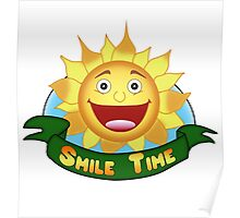 Smile Time Poster