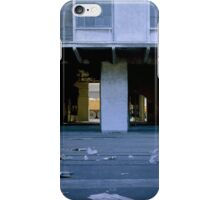 Marseille 1984...  iPhone Case/Skin