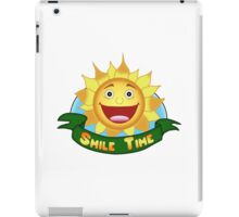 Smile Time iPad Case/Skin