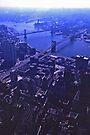 Standing High over Manhattan by John Carpenter