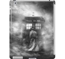 Doctor Who - The Doctor in the Mist iPad Case/Skin