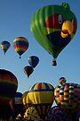 Escape by Balloon by John Carpenter