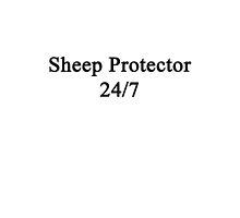 Sheep Protector 24/7  by supernova23